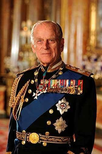 His Royal Highness The Prince Philip, Duke of Edinburgh